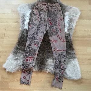 Pants - LOTR Middle Earth Leggings